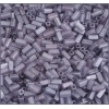 Rectangle Beads 5X2.6mm Square Hole Blue Luster Matte